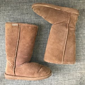 Bearpaw Elle Tall Hickory Boots